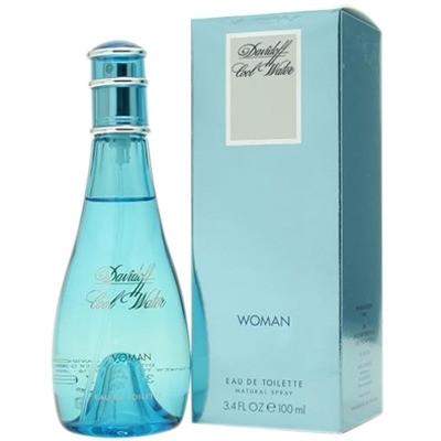 Женские духи Davidoff Cool Water Woman edt 100 ml