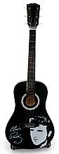 Классическая гитара сувенир мини Elvis