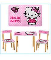 Столик и 2 стульчика 501-16