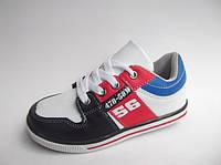 Детская спортивная обувь бренда Y.TOP для мальчиков (рр. с 32 по 37)