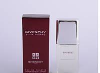 Мужская туалетнаяода тестер Givenchy pour Homme Tester 40ml
