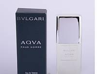 Туалетная вода для мужчин Bvlgari Aqva pour homme тестер 40ml