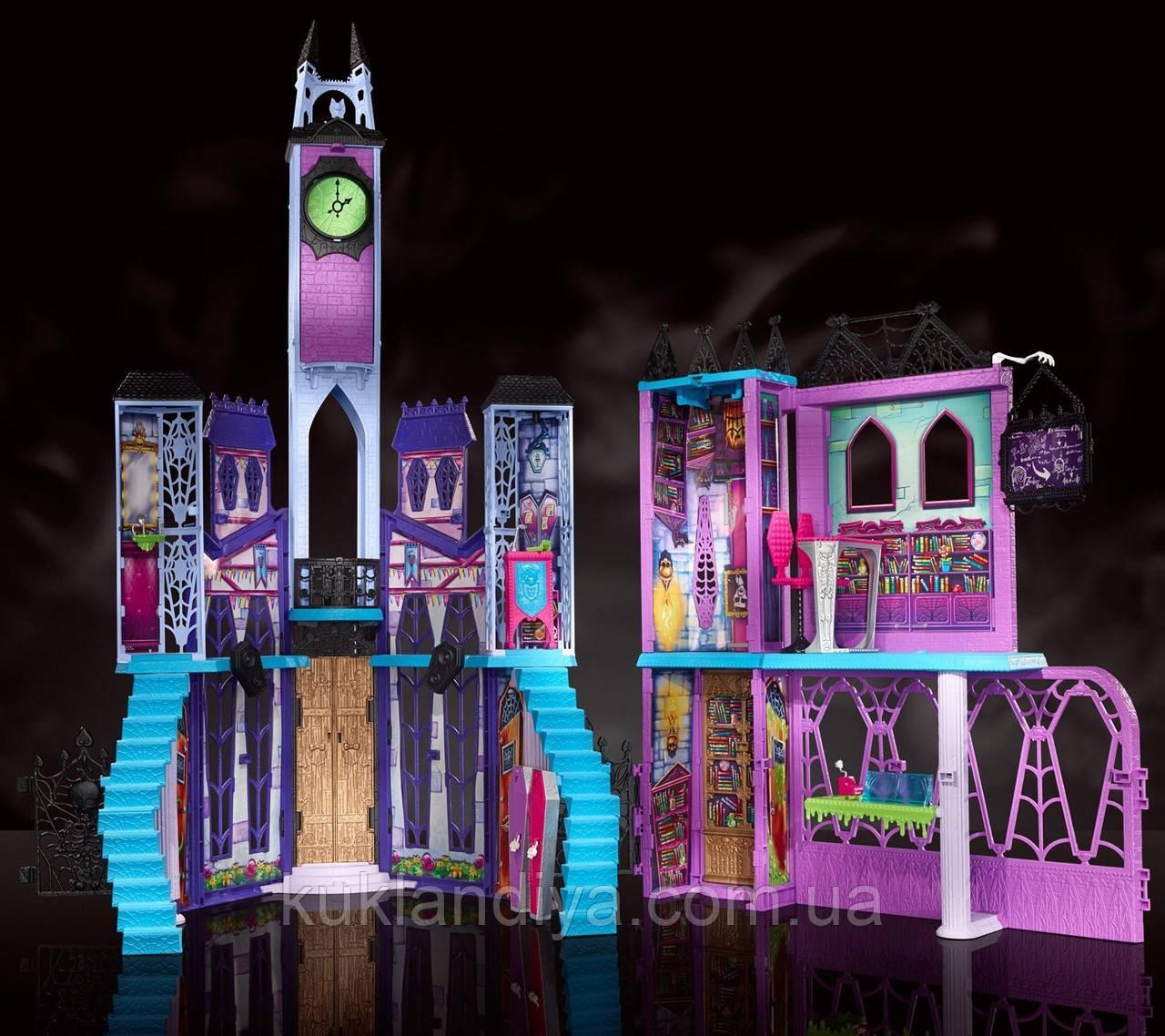 Велика Школа Монстер Хай - Monster High Deluxe High School