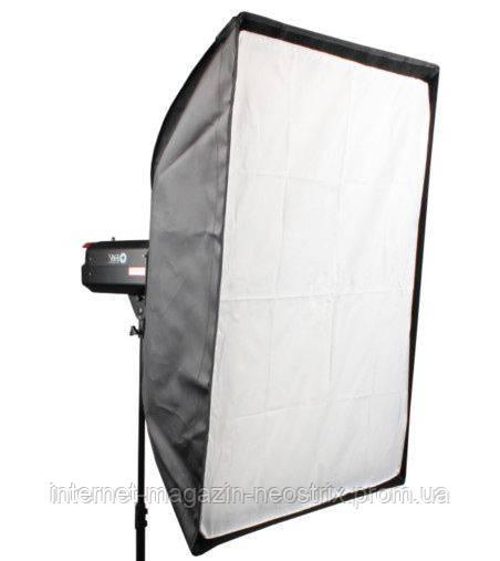 Софтбокс для фотосъемки F&V 80х100 см крепление Bowens