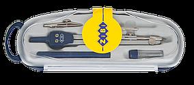 Готовальня COLLEGE 5 предметов, темно-синий, KIDS Line (ZB.5312CL-03)