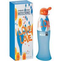 Moschino I Love Love edt 100 ml. w оригинал