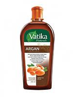 Масло для волос Dabur Vatika Moroccan Argan с Марокканским Арганом 200 мл