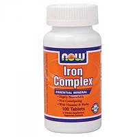 Iron Complex (100 tab)