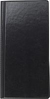 Визитница BUROMAX (96виз., черная, винил)