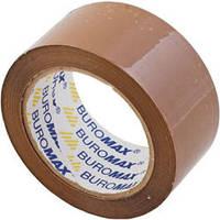 Клейка стрічка пак. 48мм x 45м х 45мкм, коричнева BM.7011-01