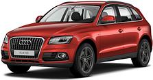 Фаркопы на Audi Q5 (2008-2016)