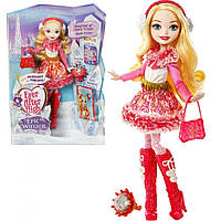Кукла Ever After High Apple White из серии Epic Winter.