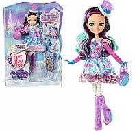 Кукла Ever After High Epic Winter Madeline Hatter. Мэделин Хэттер из серии Эпическая зима.