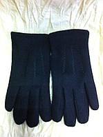 Кашемировые мужские перчатки с шерстяной набивкой