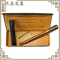 Прокатный валик держатель для бездымных и полынных сигар (мокс) 18см х 6см х 2см (подарок - сувенир)