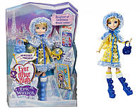 Кукла Ever After High Blondie Lockes из серии Epic Winter.