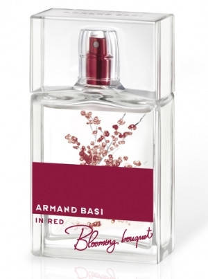 Женские духи Armand Basi In Red Blooming Bouquet edt 100 ml, фото 2