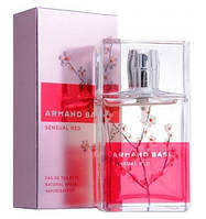 Женские духи Armand Basi Sensual Red edt 100 ml