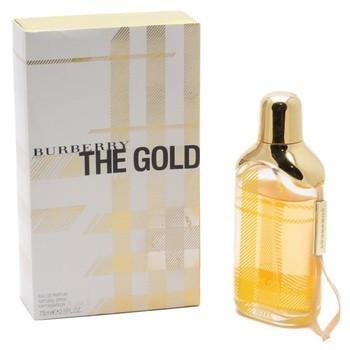 Женские духи Burberry The Gold edp 75ml