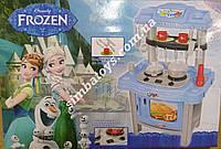 Игровой набор детская кухня Frozen озвученный с свет. эффектами