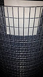 Сітка зварна оцинкована, Осередок 12х25 мм. Діаметр 1,8 мм, фото 2