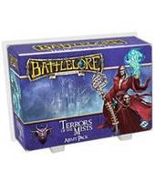 Сказание о битве (2-е издание): Кошмары туманов (BattleLore (2nd edition): Terrors of the Mists ) настольная игра