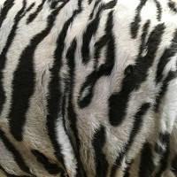 Чехлы универсальные искуственный мех светло-серый металлик (полный комплект)