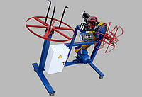 Станок для отмоток кабеля типа «бухта-бухта» УПМ-1-500М (с электроприводом)