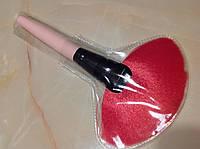 Кисточка для макияжа веер