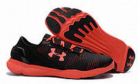 Мужские кроссовки Under Armour Runing UA Speedform Apollo Black Orange Running Shoes