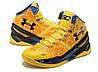Мужские баскетбольные кроссовки Under Armour Curry giraffe pattern 2