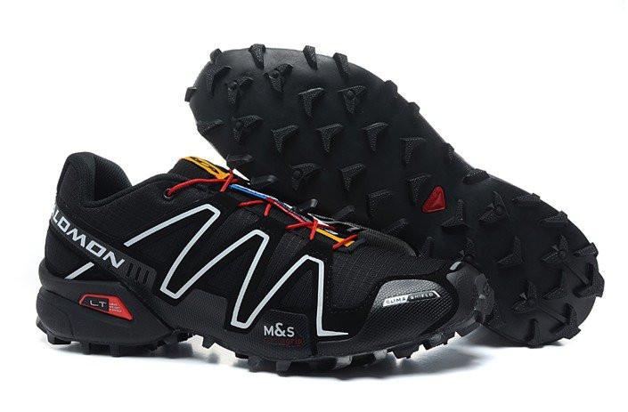 Кроссовки Salomon Speedcross 3 Black-red М03 Кроссовки Мужские — в ... 2fe56948b2c38