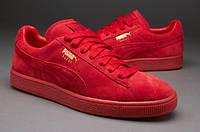 Кроссовки мужские Puma Classic Suede Red