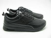 Кроссовки мужские Nike air max 90 Ultra leather black