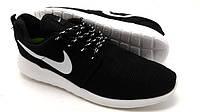 Кроссовки мужские Nike Roshe Run II черные
