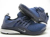 Кроссовки мужские Nike Presto 3 сине-серые