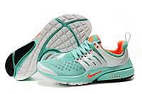 Кроссовки женские  Nike Air Presto бирюзовые , фото 1