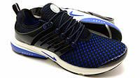 Кроссовки мужские Nike Presto синего цвета