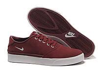 Кроссовки мужские Nike Pepper  бордовые