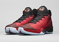 Баскетбольные кроссовки Nike Air Jordan 30 Gym red
