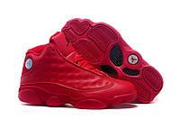 Кроссовки баскетбольные мужские Nike Air Jordan 13 GS All Gym Red, фото 1