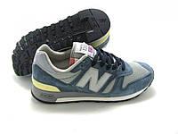 Кроссовки мужские New balance 1300 Сине-желтые