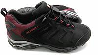Зимние кроссовки Merrell 065 черные