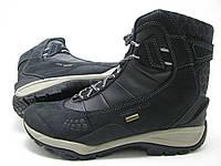 Зимние кроссовки Merrell 0310 черные