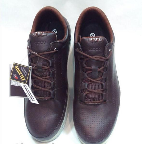 Мужские ботинки Еcco Evo коричневые кожа , фото 1