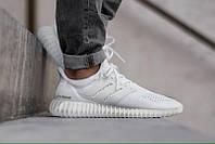Мужские кроссовки Adidas Ultra Yeezy Белые