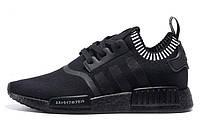Кроссовки мужские Adidas s NMD Runner Black-white