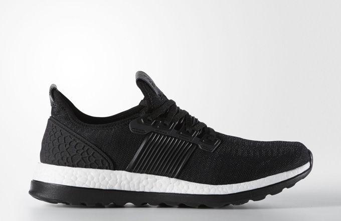Кроссовки мужские adidas Pure Boost ZG Prime Black , фото 1