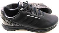 Кроссовки Adidas Porsche Design IV Leather Black