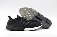 Кроссовки мужские adidas BounceCHILL черные с белым , фото 1